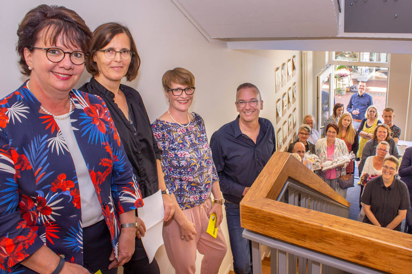 Boegel-Hoyer eröffnet Extrodesign Werbekontor
