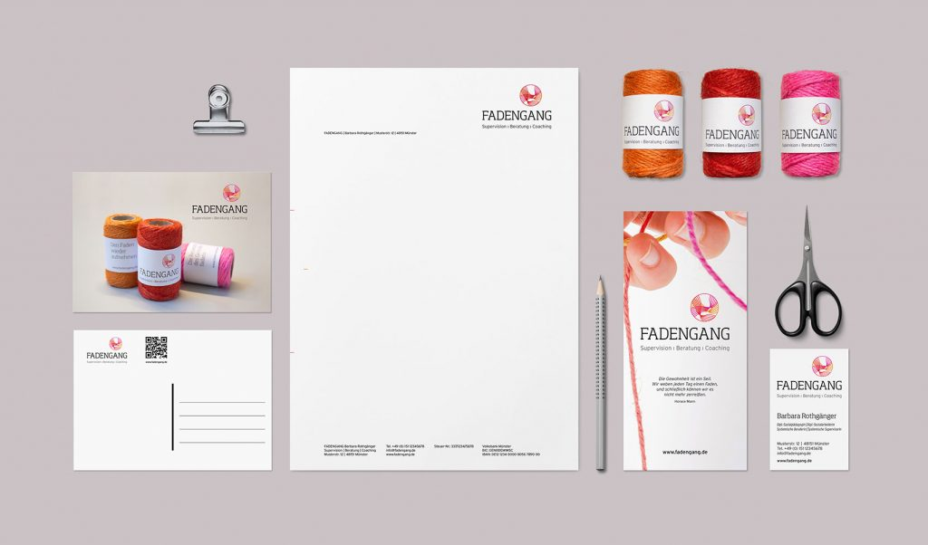 Corporate Design Start up